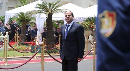 «السيسي» يشكر أبناء مصر البواسل من رجال القوات المسلحة والشرطة