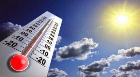 الأرصاد: انخفاض فى درجات الحرارة.. والعظمى بالقاهرة 37 درجة