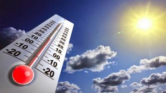 الأرصاد: طقس اليوم شديد الحرارة.. والعظمى بالقاهرة 39 درجة