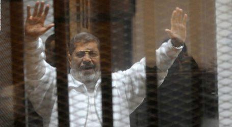 """اليوم.. استئناف محاكمة """"المعزول"""" و10 آخرين في """"التخابر مع قطر"""""""