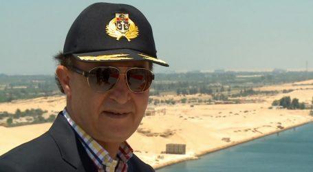 مهاب مميش: أنفاق قناة السويس حل لمشكلة سيناء الأمنية وتنمية لمحور القناة