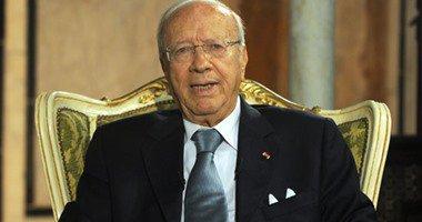 الرئيس التونسى: نواجه حربا ضد الإرهاب ولدينا استراتيجية جديدة لمقاومته