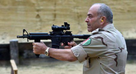 وفد عسكري برئاسة رئيس الأركان البريطاني يبحث في مصر مواجهة الإرهاب
