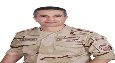 المتحدث اللعسكري : القوات المسلحة تهنئ شعب مصر العظيم بعيد الأضحى المبارك