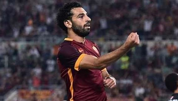محمد صلاح يقود هجوم «روما» في موقعة «فيورنتينا»