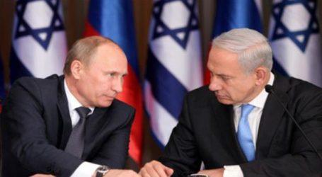 اتفاق روسي إسرائيلي بشأن تنسيق الأعمال العسكرية فوق سوريا