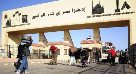 عودة 69 مصريا من ليبيا عبر منفذ السلوم خلال الـ24 ساعة الماضية