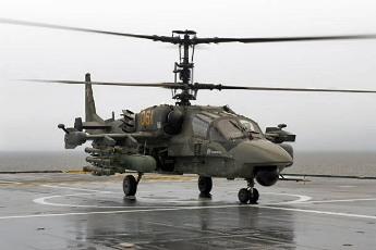"""مصدر عسكرى روسى: مفاوضات لتسليم مصر 50 مروحية التمساح """"كا-52"""""""