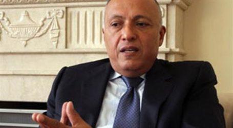 سامح شكري: مقررات اجتماع جنيف 1 أساس حل الأزمة السورية