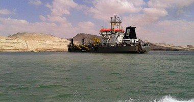 116 سفينة عبرت قناة السويس الجديدة خلال 4 أيام بحمولة 6 ملايين و843 ألف طن