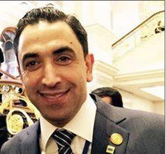 العقيد أحمد على يظهر للمرة الثانية ضمن الوفد المرافق للسيسى فى نيويورك