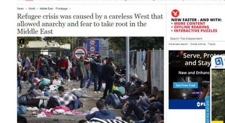 باتريك كاكبرن بصحيفة الإندبندنت: رعونة السياسات الغربية سببت أزمة اللاجئين والفوضى بالشرق الأوسط