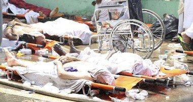 ارتفاع عدد وفيات الحجاج المصريين بحادث منى لـ127والمفقودين لـ105حالات