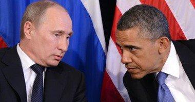 """مسئول أمريكى: أوباما وبوتين اتفقا على حل سياسى بسوريا واختلفا حول """"الأسد"""""""