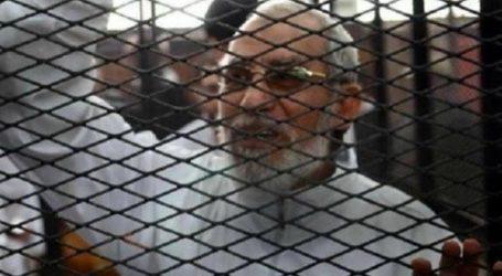 بديع والعريان ونجل مرسي على رأس المحالين للمحاكمة في «اعتصام رابعة»