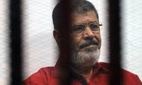 تأجيل محاكمة مرسي وآخرين في التخابر مع قطر لـ 19 سبتمبر