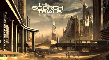 """""""Maze Runner: The Scorch Trials""""يتصدر إيرادات السينما الأمريكية"""