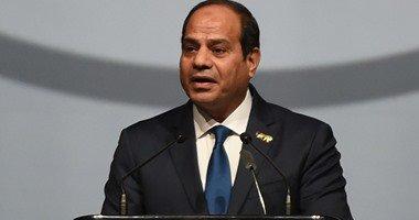 السيسى: نثمن مساهمة الهند فى عمليات حفظ السلام الأممية بقارة إفريقيا