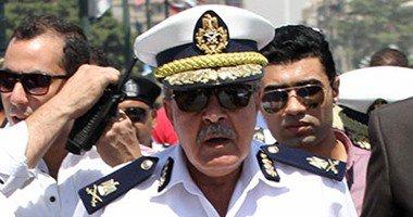 وفاة اللواء حمدى مجاهد حكمدار القاهرة فى مكتبه بأزمة قلبية