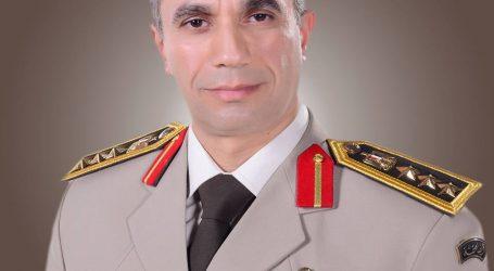 قطاع الأمن المركزي بالداخلية يستضيف «المتحدث العسكري»