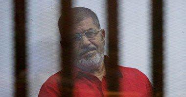 تعذر إقلاع طائرة مرسى لسوء الطقس يؤجل قضية التخابر مع قطر لـ9 نوفمبر