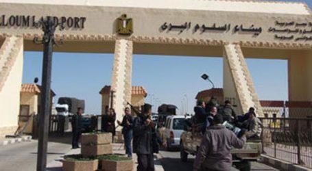عودة وسفر 536 مصريًا و209 شاحنات من وإلى ليبيا عبر منفذ السلوم