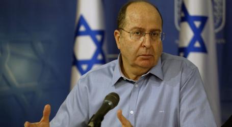 يعالون: حزب الله يمثل خطر أكبر من «داعش» على إسرائيل