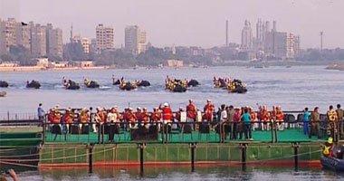 التليفزيون المصرى ينقل العرض العسكرى فى احتفالات أكتوبر