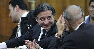رفض طعن أحمد عز وسما المصرى بالانتخابات البرلمانية