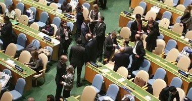 شكرى يتلقى التهانى بفوز مصر فى مجلس الأمن قبل إعلان النتيجة