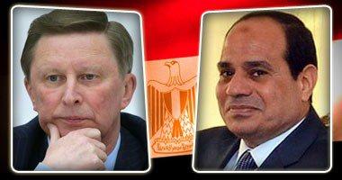 مدير الديوان الرئاسى الروسى: شجاعة السيسى أنقذت مصر من مصير الصومال