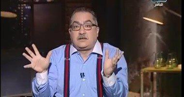 إبراهيم عيسى للسيسى:منهجك وأنت وزير دفاع لا يمكن تكراره فى الحكم