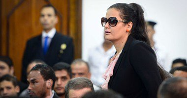 """سما المصرى أمام """"الإدارية العليا"""": لم تصدر أحكام بأننى سيئة السمعة"""