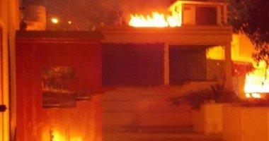 مصرع 5 عمال وإصابة 23 آخرين في حريق مصنع ملابس بالإسكندرية