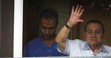 القضاء الإدارى يقضى بعدم قبول دعوى لإجراء استفتاء حول العفو عن مبارك