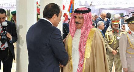 وكالة: زيارة السيسى إلى البحرين تعكس عمق العلاقات بين البلدين