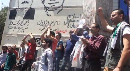 التايمز: أزمة اقتحام النقابة أصعب تحدٍ يواجه النظام فى مصر