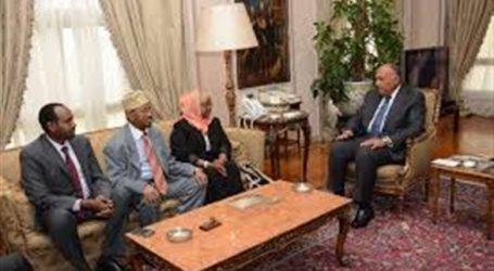 مصر تؤكد دعمها للصومال في المؤتمر الدولي للاجئين الصوماليين