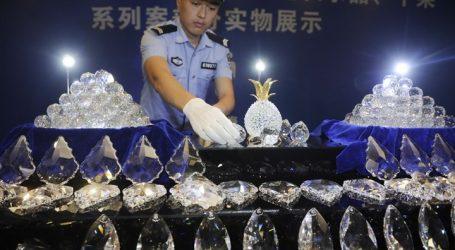 الصين تصادر 178 مليون حبة «كريستال عصفور» مهربة من مصر