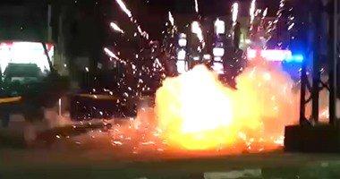 صحة الإسكندرية : لا يوجد إصابات بحادث انفجار عبوة ناسفة بمحطة مصر