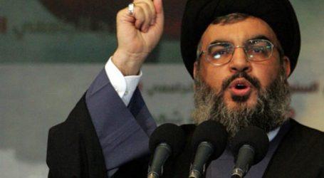 حسن نصر الله: غير مسموح لمصر أن تصبح قوية في مشروع الهيمنة الأمريكية