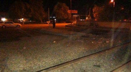 انفجار بشريط السكة الحديد بالقرب من الكوبرى الجديد بمدينة الزقازيق بالشرقية