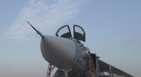 بالفيديو: القاعدة الجوية الروسية بمدينة اللاذقية في سوريا
