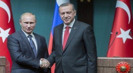 أردوغان: سأدعو بوتين إلى إعادة النظر في العمليات العسكرية الروسية بسوريا