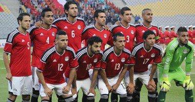 """منتخب مصر يصل ملعب برج العرب فى """"الخامسة"""" رغم غموض مصير تشاد"""