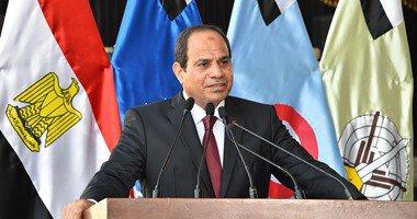 الرئيس يطالب القوات المسلحة والشرطة باتخاذ كافة الإجراءات لتأمين الانتخابات
