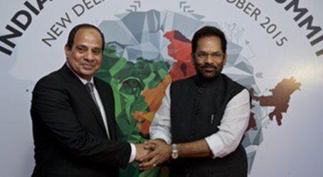 تايمز أوف انديا : زيارة السيسي للهند تكشف دور مصر القيادى بافريقيا