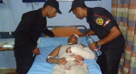 إصابة مجند في انفجار قنبلة بجوار ساحة انتظار قسم الأزبكية