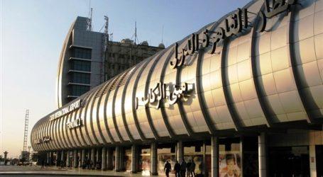 إغلاق المجال الجوى لمطار القاهرة ساعة ونصف بسبب التدريبات العسكرية
