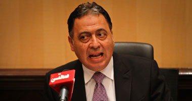 وزير الصحة: شركة أبفى مستعدة لتوفير عقار كيوريفو فى مراكز الكبد بالجنيه